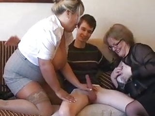 roleplay two milfs seduce young nerd cam version 1