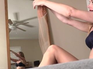 Stocking Assassin - Star Nine Vintage Nylons Executrix TRAILER