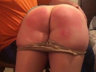 Otk pantyhose spanking - amateur kinky porn