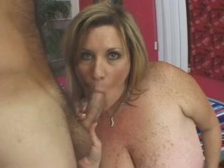 BBW mature whore masturbates for me and gives head