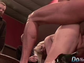 Do The wifey fucking blondie Wives While Their Cuckolds see Compilation 1