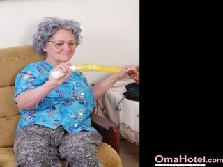 OmaHoteL super-naughty granny images Compilation