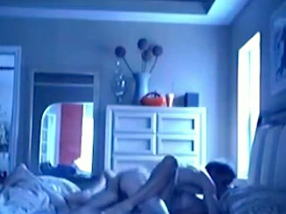 Hidden camera caught my wife fucking other guy in a missionary position