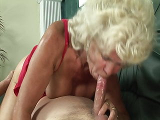 Granny is a thirsty tart!
