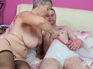 AgedLovE Got Used firm by Mature to get the Loan