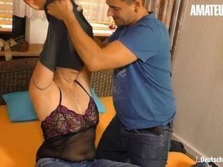 'DeutschlandReport - German Amateur Wife Drilled Deep - AMATEUREURO'