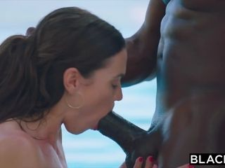 BLACKED scorching wifey Cheats With big black cock on vaca