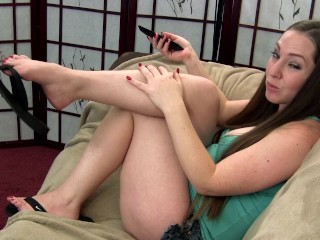 Your Lonely aunt-in-law Needs a sole rubdown and a great tearing up - Taboo Kristi