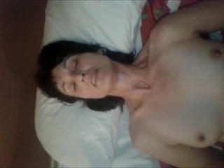 Elderly tramp sex video