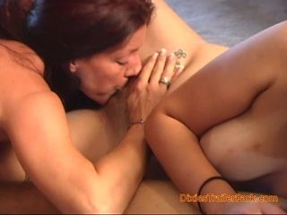 Mommy Son and Daughter Threesome