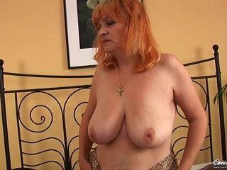 Gunda Czech Mommy big tits