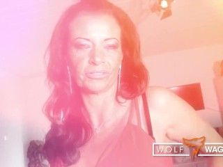 'Casting fuck for naughty mature DaCada! WOLF WAGNER CASTING'