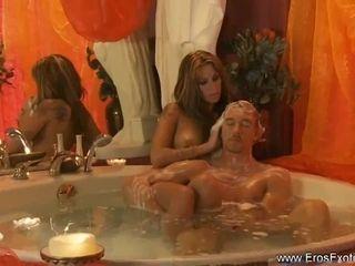 Turkish Massage With Blonde MILF