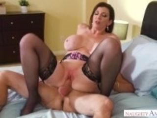 """""""Naughty America - Find Your dream with Sara Jay jizz shot in gullet and face"""""""