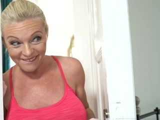 Nasty GILF Franny wants youthfull throbbing rod