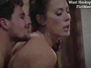 Hot Mother Son - Oral Sex