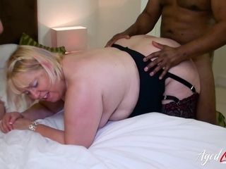 AgedLovE British Matures Gangbang Sexual Party