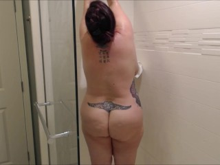 MORNING bathroom hidden cam TRAILER