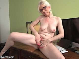 Amoral grandmother bare solo