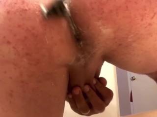 """Part 2 :  """" Shaving My Ass """""""