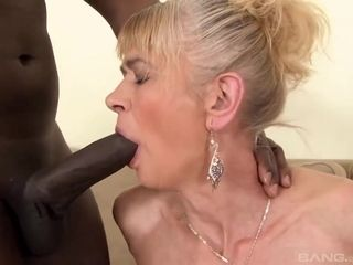 Granny Beata In Red Ass Fuck