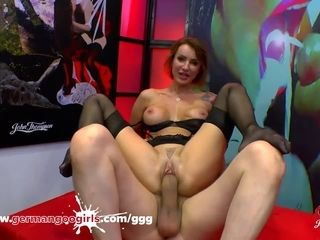 Elen Million has anal fuck and bukkake cumshots Germangoogirls