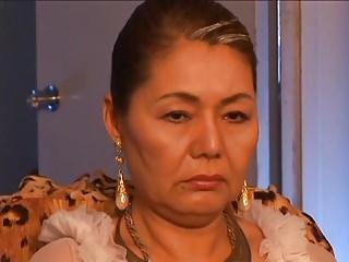 Japnese granny 57 age grey - Hikari Kashu