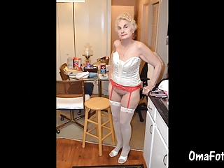 OmaFotzE unsympathetic of age coupled with Granny Compilation