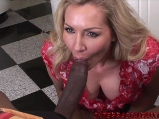 Kitchen Sex was never so HOT with British MILF Lisa