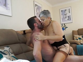 Grandmothers want lovemaking and get it from fellows