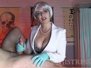 Addiction Mistress T Gives A Nice Hand  - mistress tangent