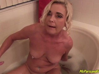 'Sexy Exhibitionist Achieves Screaming and Squirting Orgasms'