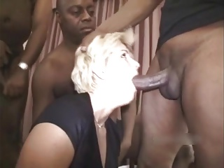 GANGBANG connected with SF complement 10 COCKS