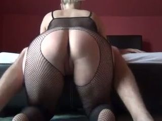 Looks loves he is a having a fine time with her pound mate and her rump is steaming