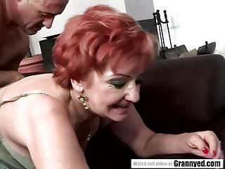 Take charge granny Justina