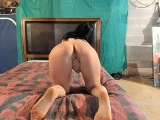 Provoking Canadian Brunette Milf Shows Off Her Blowjob Talents In POV