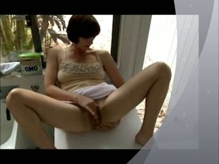 Rather flexible and wild webcam whore spreads legs to fingerfuck twat