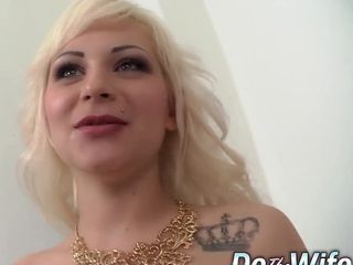 Dejected spouse Has to witness His wifey Nataly Real tear up a conclude Stranger