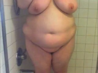 First-timer self taped displayer solo display performed by plump mature bitch