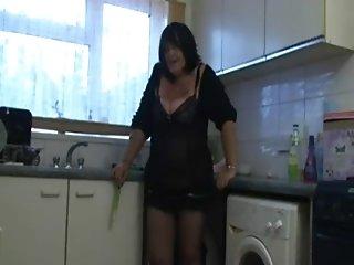 Slutty grandma from EpikGranny.com sucks black cock