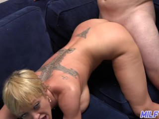 Cougar excursion - handsome short-haired towheaded cougar Dee Williams - Part 2