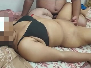 HORNY INDIAN HOUSEWIFE PUSSY FUCKED IN MISSIONARY STYLE