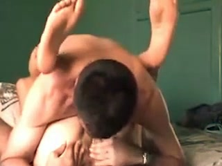 Gorgeous mommy rides my cock after foreplay in 69 pose