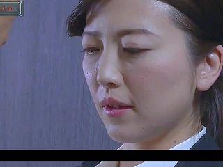 Japanese stunner catchy sex clip