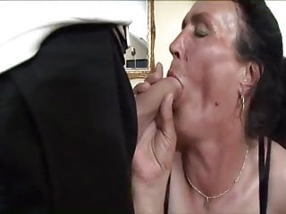 Friends & Family - 013 Granny's Horny and Needs Grandson's Dick