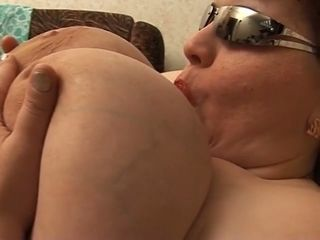 Meaty dolls can be supple too and this meaty Russian fuckslut jacks like a professional