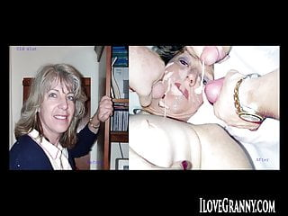 ILoveGrannY Amateur and Homemade Pics Compilation