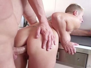 GERMAN SCOUT mummy MANDY DEEP assfucking lovemaking AT STREET audition