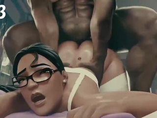 Crazy Cartoon Babes Hot Porn Video