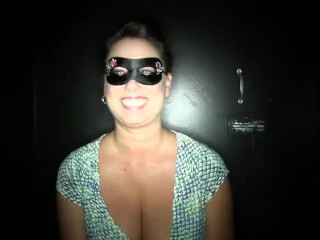 Gloryhole Swallow Heather 1st